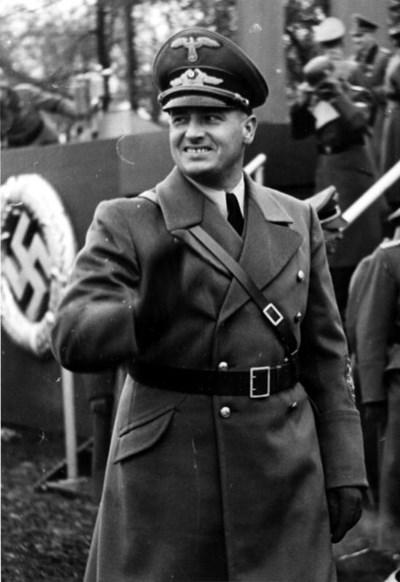 """Ханс Франк, на когото СУ отне званието """"доктор хонорис кауза"""", е отговарял за Варшавското гето, което първо въвежда еврейската звезда, под негова юрисдикция са четири концлагера."""