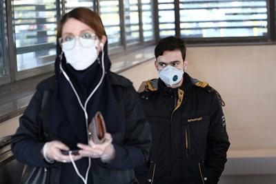 Външно препоръчва да не се пътува до Иран заради коронавируса СНИМКА: Ройтерс