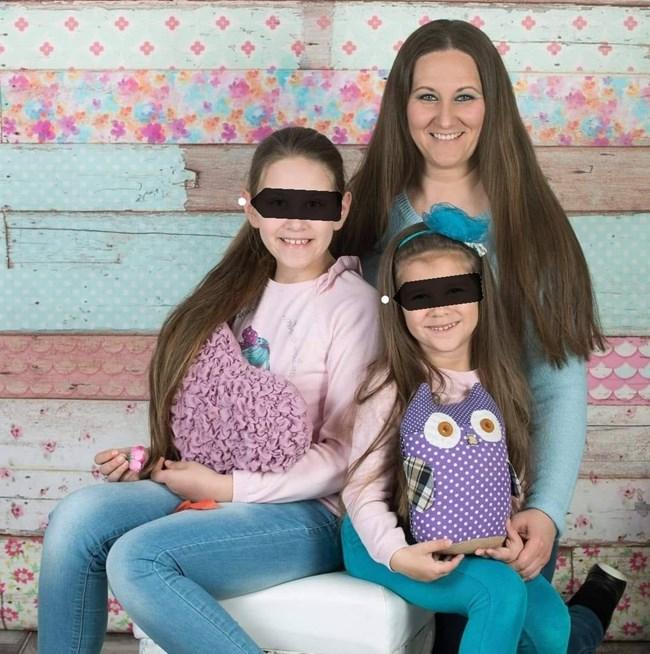 Мая се бори за справедливост за себе си и дъщерите си