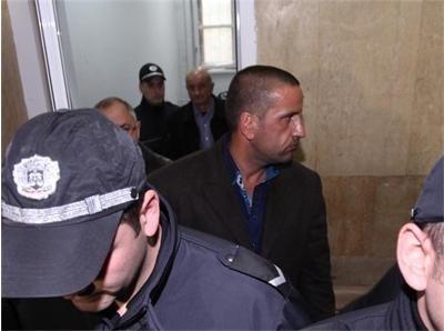 Георги Харизанов в съда
