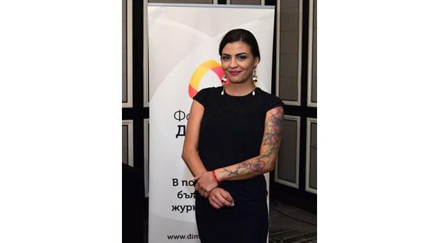 Деси Цонева става звезден репортер при Гала