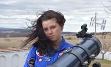 Първата българка, тренирана от НАСА за астронавт