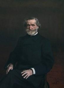 Джузепе Верди създава старческия дом в Милано.