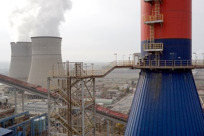 """Засега остава неясно какво ще е алтернативното гориво за въглищните централи в комплекса """"Марица-изток""""."""