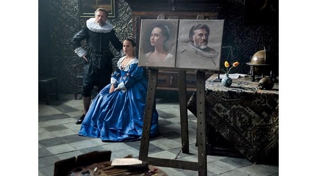 """Алисия Викандер в """"Треска за лалета"""", преди да смени Джоли като Лара Крофт"""