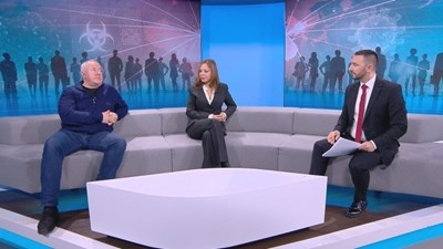 Харалан Александров и Ани Владимирова Кадър: bTV