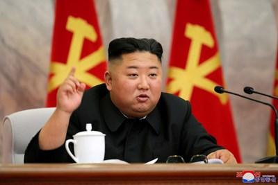 От началото на годината Ким Чен Ун не е добре здравословно.