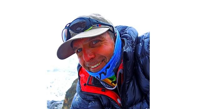 Алпинистът Боян Петров: