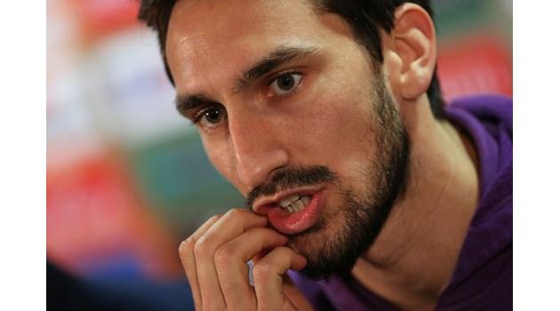 Мистериозната смърт на Астори потресе футболна Италия. Подозират убийство
