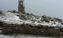 Сняг покри връх Мусала за първи път за сезона