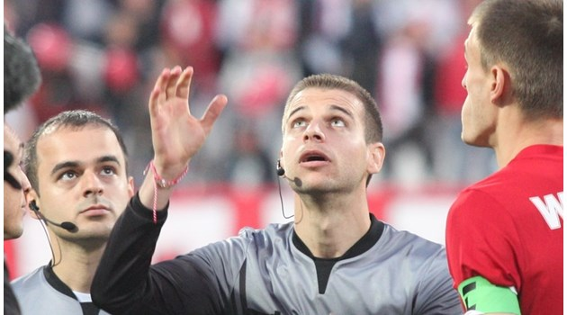 Депутатът Апостолов, който взриви футболния мир