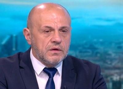 Вицепремиерът Томислав Дончев КАДЪР: Би Ти Ви