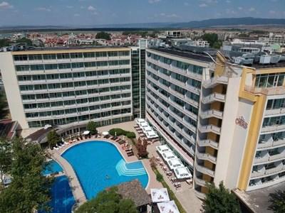 Обявление за продажба на хотел в Слънчев бряг