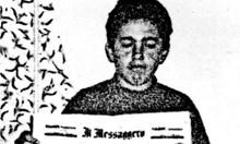 Държи 779 дни малкия Джузепе в плен,след което го убива, за да накаже баща му