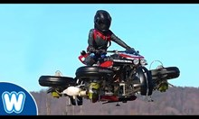 Летящи мотоциклети