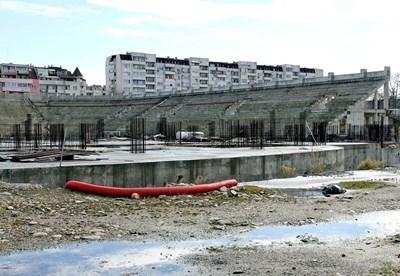 """Според договора срокът за строителството на """"Колежа"""" изтича на 13 март 2020 г. Снимка Архив"""