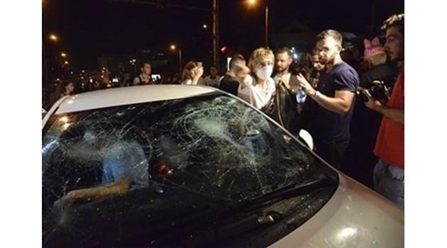 """Двама отиват на съд за изпочупената кола на """"Ситняково"""""""