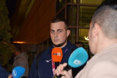 Посрещнаха с погача последните български медалисти  от европейското в Москва