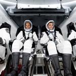 Първата изцяло цивилна мисия в Космоса СНИМКИ: РОЙТЕРС