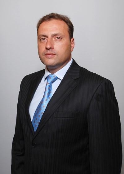Кметът на Банско Георги Икономов