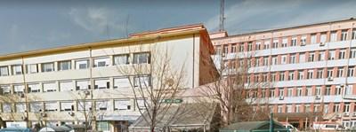 Университетската болница в Плевен  СНИМКА: Гугъл стрийт вю
