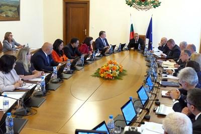 Правителството даде две концесии на заседанието си в сряда - за добив на медни руди и на въглища. СНИМКА: Снимка: Пиер Петров