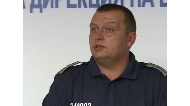 СДВР: Няма физическо насилие при задържането на Петър Кърджилов