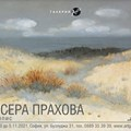 Бисера Прахова - брилянтна художничка на 84 години!
