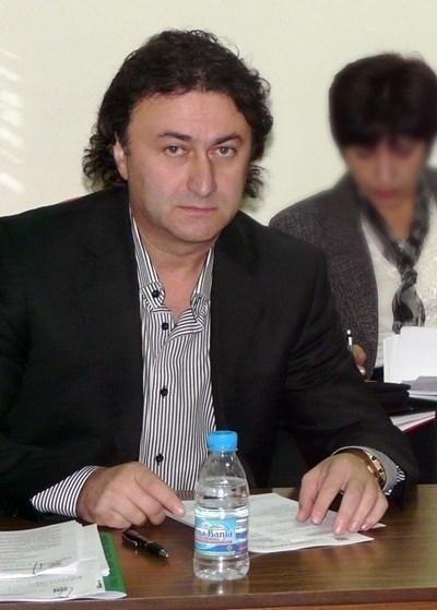 Шефът на НОИ-Силистра Милен Пенчев СНИМКА: Архив