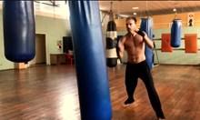 Ники Илиев започва деня си с бойни изкуства