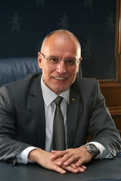 Димитър Радев. Снимка Архив