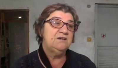 Веска Петрова - майка на починалата в Плевен родилка Кадър: Нова тв