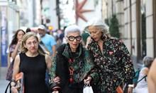 Модната икона Айрис Апфел отпразнува 100 години с 2 млн. последователи