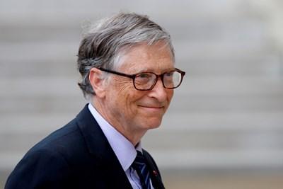 Бил Гейтс. СНИМКА: РОЙТЕРС
