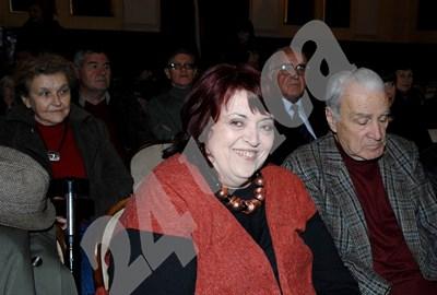 Христина Ангелакова (2011 г.) СНИМКА: 24 часа