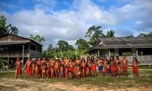 Животът в огъня на индианското племе уаяпи