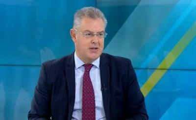 Говорителят на комисията Александър Андреев Кадър: БНТ