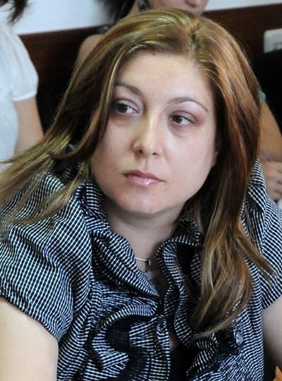 София Владимирова е кандидатът на ГЕРБ за СЕМ.