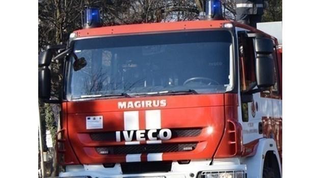 Евакуират хотел в Черноморец, подпален от руснак-пироман