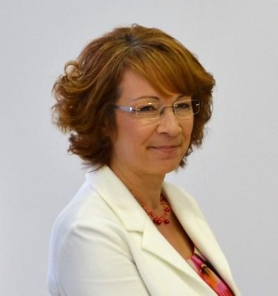В срещата участва и кметът на Казанлък Галина Стоянова от ГЕРБ, която на тези избори бе избрана за трети пореден мандат. СНИМКА: Архив