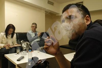 С предложението си патриотите очакват да накарат повече хора да се откажат от цигарите.