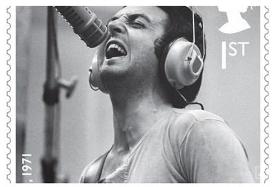 Марки с албумите на Пол Маккартни Снимки: Ройтерс