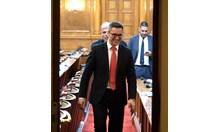 Вигенин предложен официално за зам.-шеф на парламента
