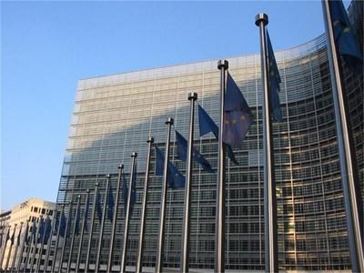 """Главната сграда на Европейската комисия """"Берлемон"""" в Брюксел"""