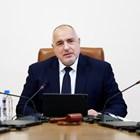 Министър-председателят Бойко Борисов СНИМКА: Правителствената информационна служба