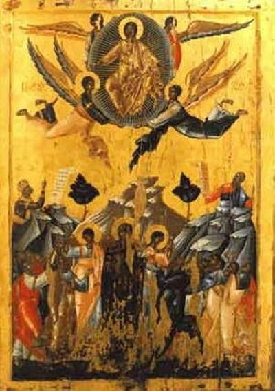 8 Неделя след Пасха - Петдесетница. Снимка: Архив