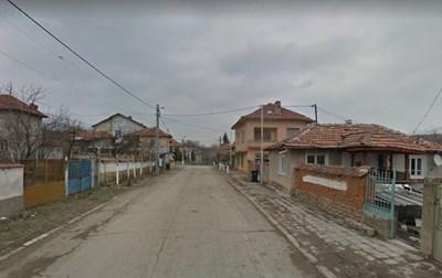Плевенското село Ласкар  СНИМКА: Гугъл стрийт вю