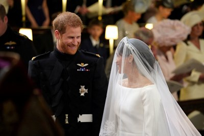 Принц Хари и Меган Маркъл СНИМКИ: Ройтерс