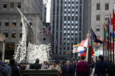 """Официалната премиера на последния сезон на """"Игра на тронове"""" беше в Ню Йорк СНИМКА: РОЙТЕРС"""
