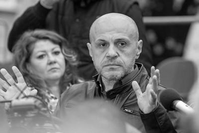 Снимката, която Томислав Дончев публукува към коментара си във фейсбук